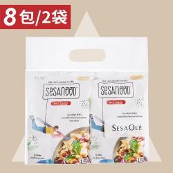 芝初 貪食胡麻拌麵組-椒麻*2袋(4包/袋)