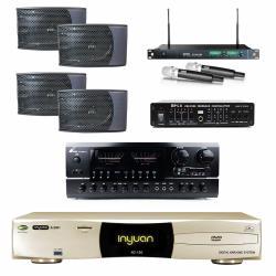 音圓S-2001 N2-150點歌機4TB+FPRO BT-889+ACT-869PRO+KS-9980PRO兩對+FBC-9900