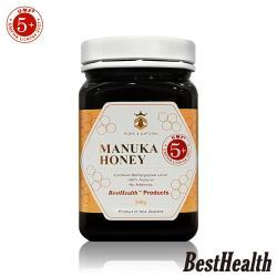 Best Health 紐西蘭麥蘆卡蜂蜜活性UMF 5+(500g)