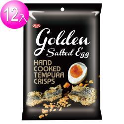 【稑珍】金鑽鹹蛋黃天婦羅海苔 35gx12包入(DM)