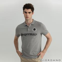 GIORDANO男裝SupremacyPOLO衫(多色任選)