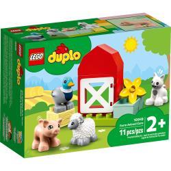 LEGO樂高積木 10949 202103 Duplo 得寶系列 - 農場動物照護中心
