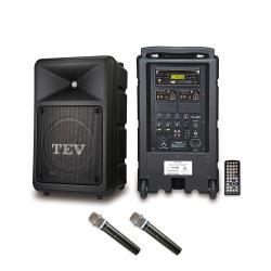 TEV 台灣電音TA680I-CD-2 CD/藍芽/USB/SD雙頻無線擴音機