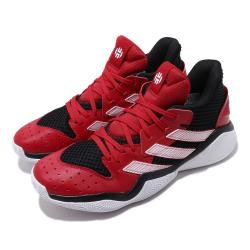 adidas 籃球鞋 Harden Stepback 男鞋 愛迪達 哈登 NBA球星 緩震 透氣 紅 黑 EG2768 [ACS 跨運動]