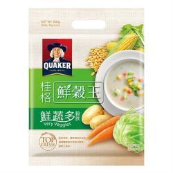 【桂格】桂格鮮穀王-鮮蔬多30g*10入
