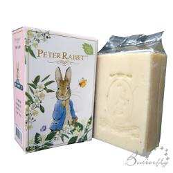 BUTTERFLY-台製MIT-比得兔Peter Rabbit彼得兔經典手工皂-馬告茶樹100g手工皂