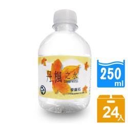 【DRINK WATER丹楓之水】麥飯石礦泉水250ml(24瓶x6箱)
