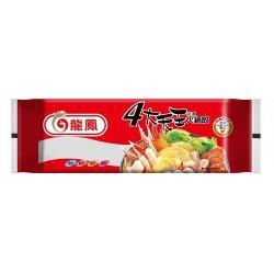龍鳳FM 中式四大天王冷凍火鍋餃(337g/包)