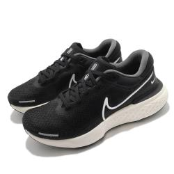Nike 慢跑鞋 Invincible Run FK 男鞋 ZoomX 氣墊 避震 路跑 健身 球鞋 黑 白 CT2228001 [ACS 跨運動]