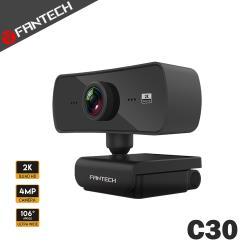 FANTECH C30 高畫質可旋轉網路攝影機