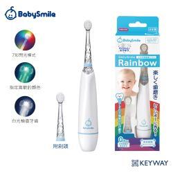 【BabySmile】S-204 日本炫彩變色兒童電動牙刷 (五色可選)