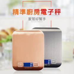 CS22 家用不銹鋼廚房電子秤(1g~10kg)