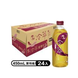 原萃 冷萃-蜜香紅茶 寶特瓶450ml(24入/箱)