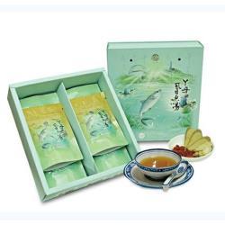【東青】ㄚ母虱目魚湯-粉光蔘(8包/盒)