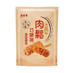 任-【新東陽】肉鬆巧酥捲-點心麵130g(10入)