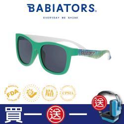 [ 美國Babiators ] 航海員系列嬰幼兒太陽眼鏡-迷幻音浪(限量設計款) 0-5歲