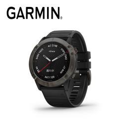 GARMIN Fenix 6 X 進階複合式運動GPS腕錶