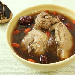 安永鮮物FM 黑蒜養生雞湯(480g/包)