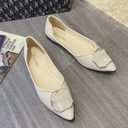【Alice】女人話題淑女通勤鞋(休閒鞋/平底鞋)