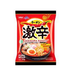 【印尼】NISSIN 激辛香菇風味麵 109gX25