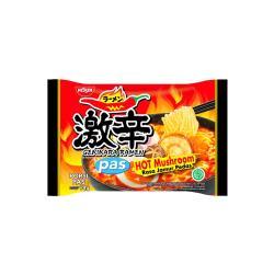 【印尼】NISSIN 激辣香菇風味麵X25