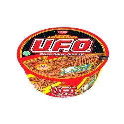 【印尼】UFO炒麵-日式醬油風味碗麵X16