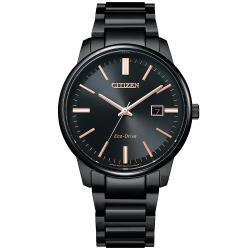 CITIZEN 星辰 光動能城市手錶(BM7527-89E)