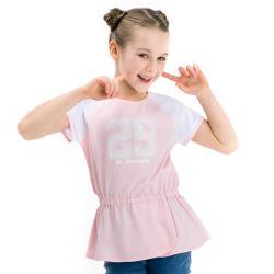【St.Bonalt 聖伯納】女童 舒適乾爽透氣短袖上衣-8056