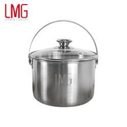 【LMG】吉品深型湯鍋18CM-提把(1入)
