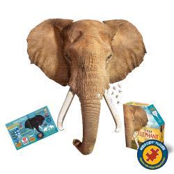 《 美國 Madd Capp 》I AM 拼圖 - 700系列 我是大象