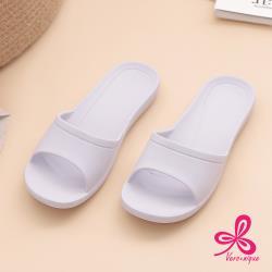 【維諾妮卡】強化靜音甘丹拖鞋-紫色