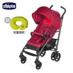 【送頸枕】chicco-Lite Way3 樂活輕便推車-2色
