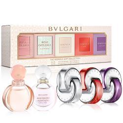 Bvlgari 寶格麗 女性小香五入禮盒(5mlX5入)