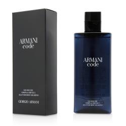 亞曼尼 黑色密碼男性全效洗髮沐浴露Armani Code All-Over Body Shampoo 200ml/6.7oz