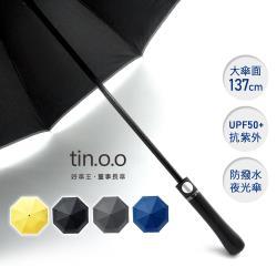【好傘王tin.o.o】自動直傘_超大傘面董事長傘(4色可選)
