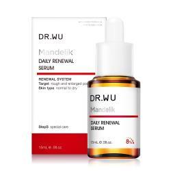 DR.WU 杏仁酸溫和煥膚精華15ML