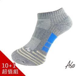阿瘦集團-A.S.O防護支撐機能保健襪-裸