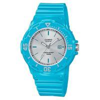 【CASIO 卡西歐】潛水風格-學生/ 青少年指針錶_鏡面3.4公分(LRW-200H-2E3)