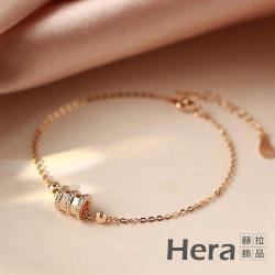 Hera 赫拉 韓版簡約學生時尚手鍊-2色#H100331H
