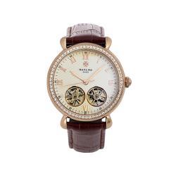 Manlike極緻雙擺輪機械錶