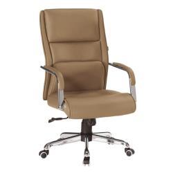 H&D 米可洛土灰色辦公椅