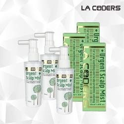 【LA CODERS 珂妍】119螺旋藻頭皮救急調理噴霧(50ml) 3入組