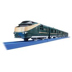 日本鐵道王國 DX 曙光瑞風號 特快列車PLARAIL TP14815 公司貨