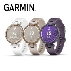 【Dear 母親節】GARMIN Lily 智慧腕錶 運動款-矽膠錶帶