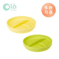 Olababy 美國 防滑矽膠分隔餐盤 - 多款可選