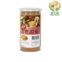 任-盛花園 杏鮑菇鬆-辣味(380g)