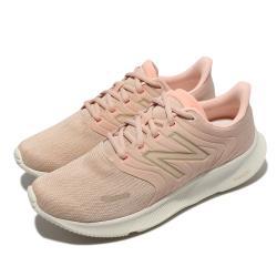 New Balance 慢跑鞋 068 寬楦 運動休閒 女鞋 紐巴倫 緩震 透氣 回彈 粉 金 W068HPD [ACS 跨運動]