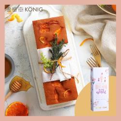 【金格食品】金柑心長崎蛋糕禮盒2盒組 (桃捷聯名公益款)
