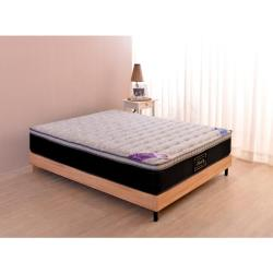 LooCa晨曦石墨烯能量乳膠獨立筒床-雙-獨