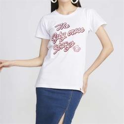 BabyCross 日系Cool涼中大尺碼純棉上衣 母親節特惠組 (一組兩件)-型錄